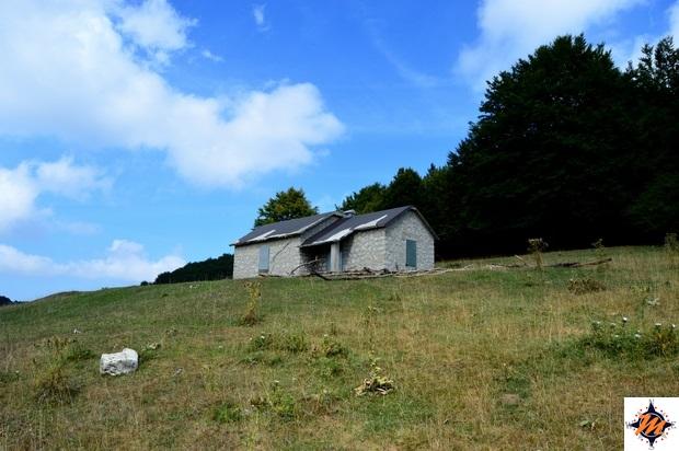 Altopiano del Voltigno, Casa Macerone