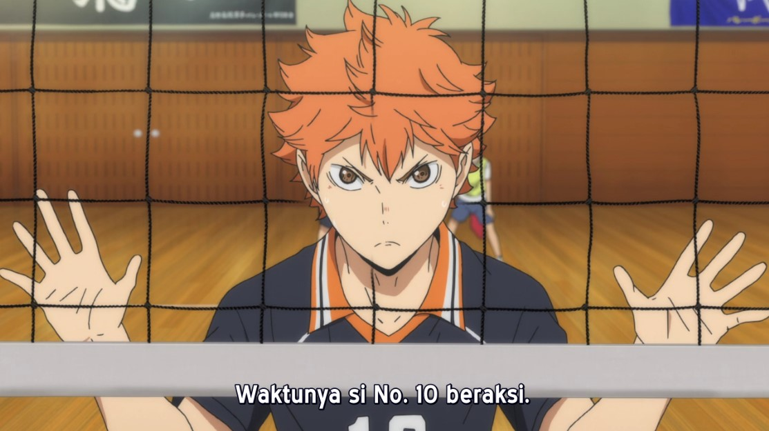 Haikyuu!! Season 2 Episode 14 15 16 17 18 19 20 Subtitle Indonesia