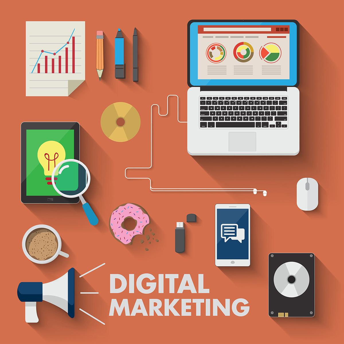 Digital Marketing Services-Enhanced | SEM,SEO, SMM, SMO, PPC, CRO, CRM, CMS, ORM-By Omkara Marketing Services