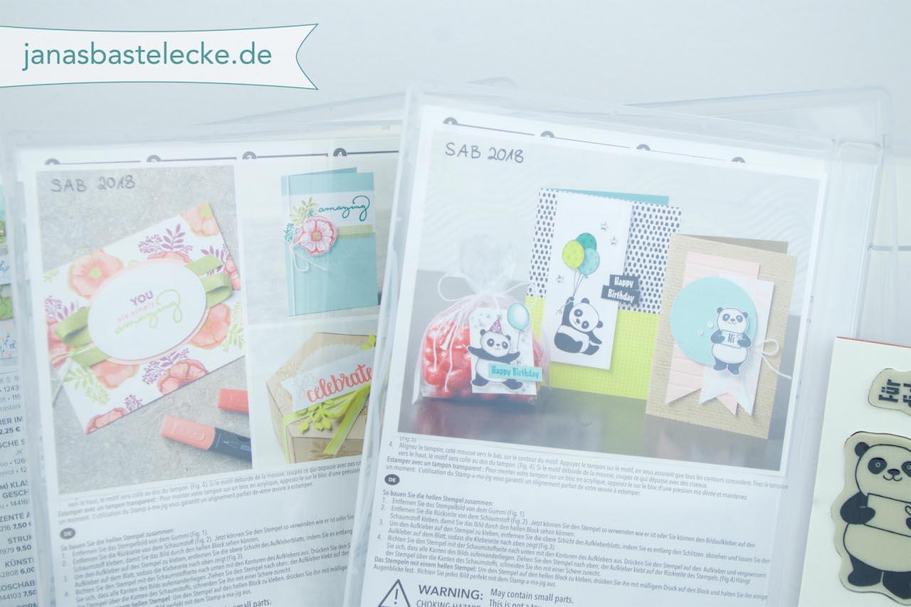 JanasBastelecke: Kreativ Blog-Hop - Katalog Upcycling