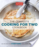 9-The Complete Cooking for Two Cookbook