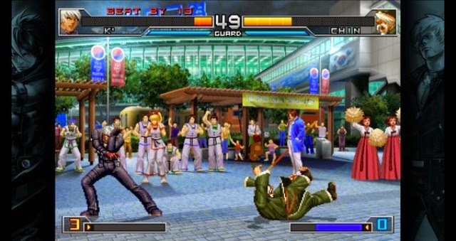 The King of Fighters 2002 Free Download PC Games