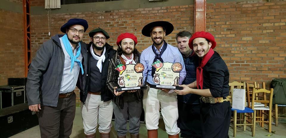 Conhecidas a vencedoras do 3º Canto do Charão da cidade de Muitos Capões
