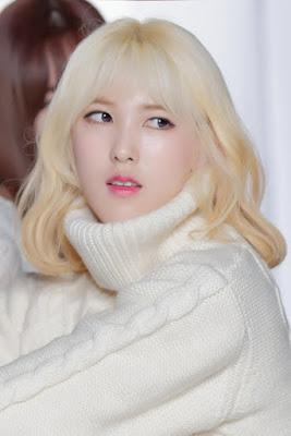 merupakan girlband pendatang gres yang debut dibawah naungan  Profil Girlband Korea A-Daily