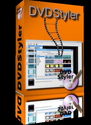 DVDStyler v3.1 - Crear un DVD de tus videos con menús interactivos