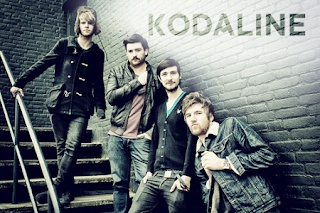 Kodaline Lyrics - Follow Your Fire