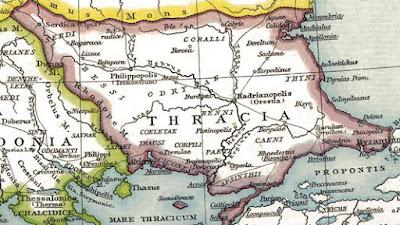Provincia romană Tracia