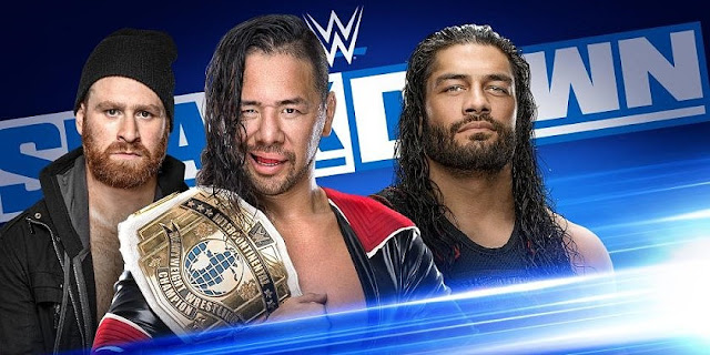 WWE SmackDown Draft Results (10/18) - Indianapolis, IN
