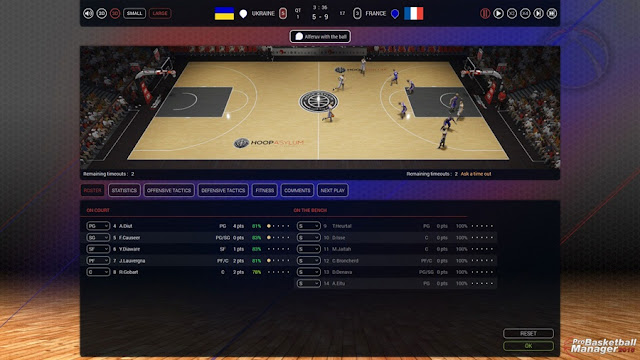 Pro Basketball Manager 2016 Download Photo