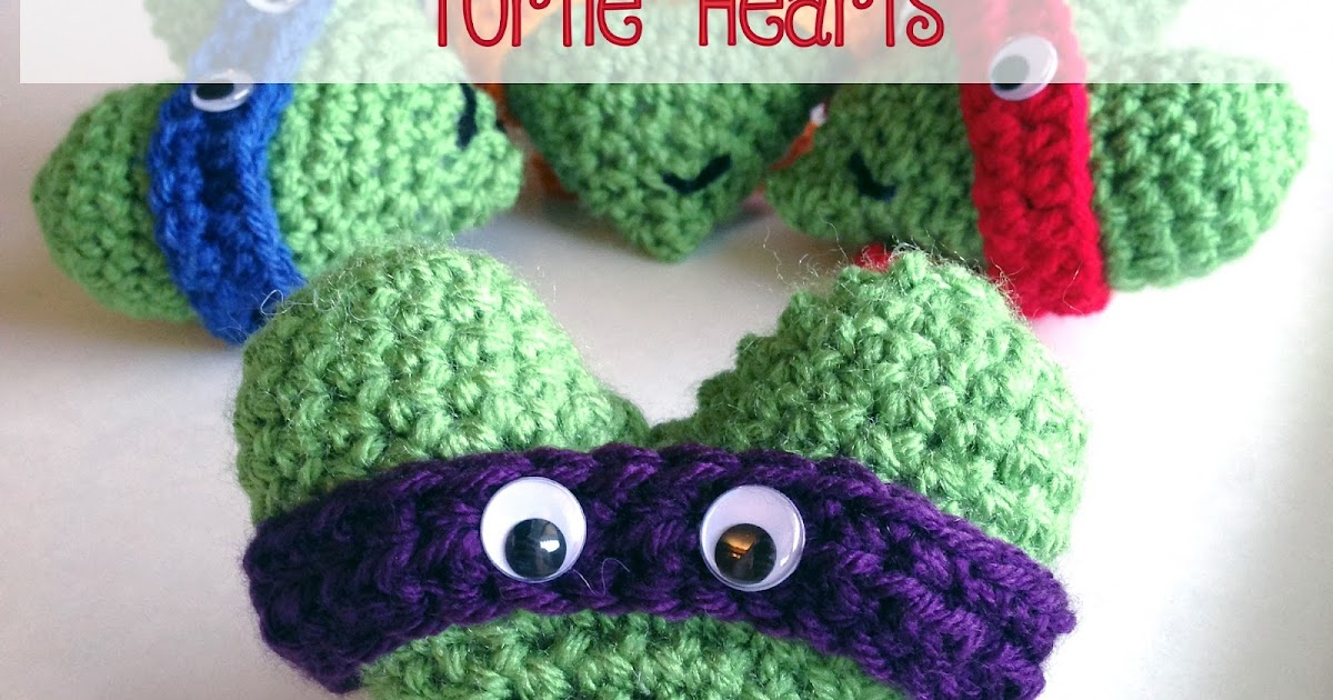 Teenage Mutant Ninja Turtle Hearts Marias Blue Crayon