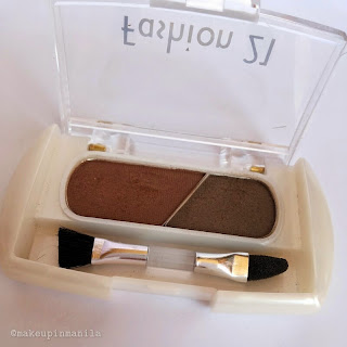 Fashion 21 Eyebrow Duo Review