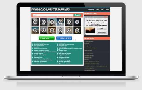 Ocim MP3 Search Engine Php Script