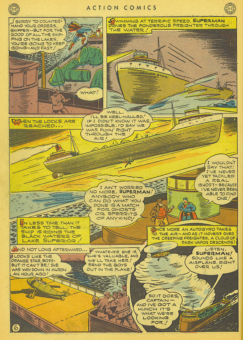 Read online Action Comics (1938) comic -  Issue #91 - 8