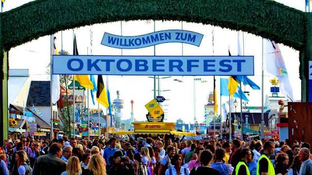 Um dos maiores eventos de cerveja de Blumenau Oktoberfest 2017