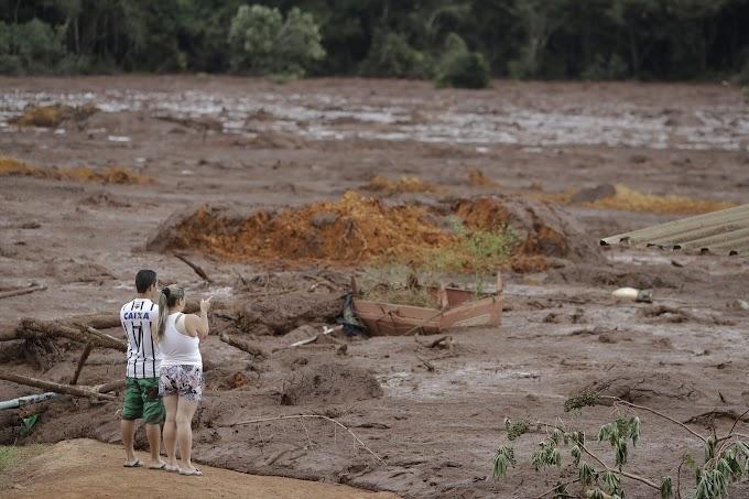 Tragédia em Brumadinho - 3º dia: buscas por sobreviventes continuam