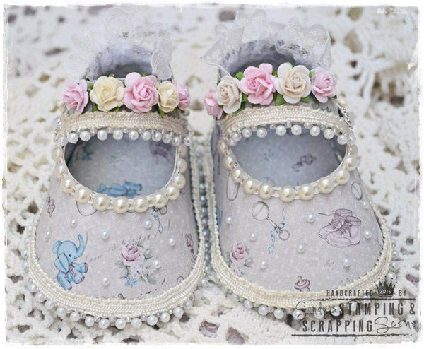 Live Love Crafts Inspiration And Challenge Blog Baby Girl Shoes