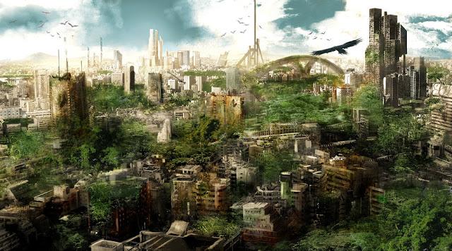 Post Apocalyptic Anime