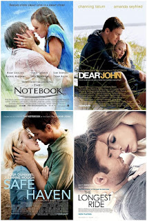Nicholas Sparks-novel-movie
