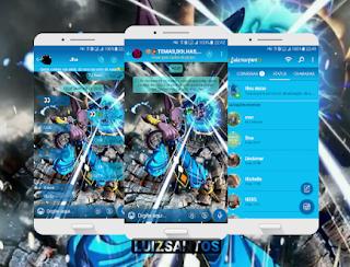 BILLS DBS Theme For GBWhatsApp By Luiz Santos