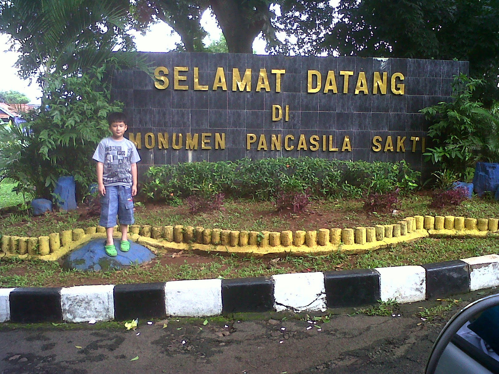 Life Is Beautiful Wisata Sejarah Jakarta Ke Monumen Pancasila Sakti
