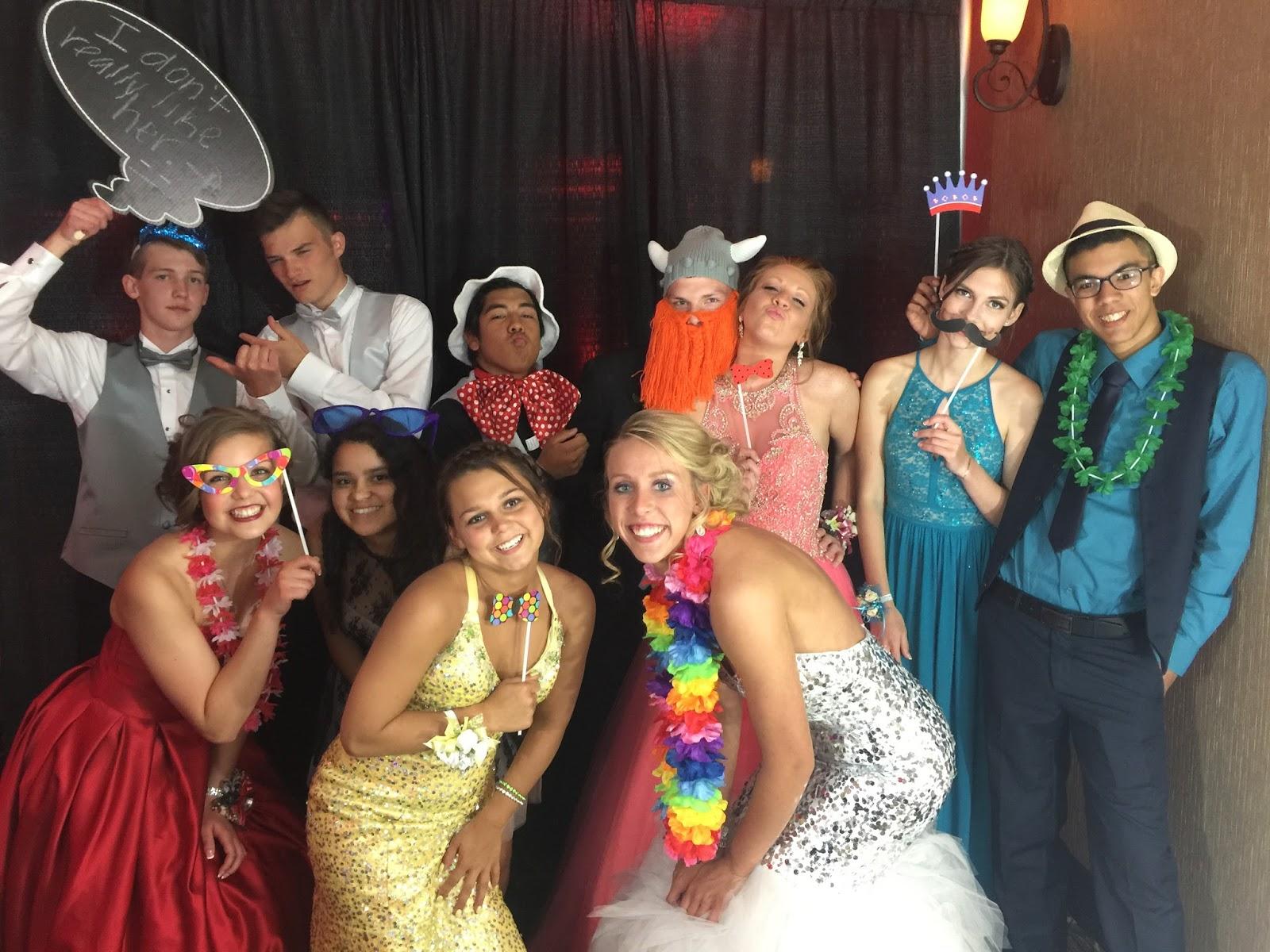 Auslandsjahr USA 2016/17: Prom