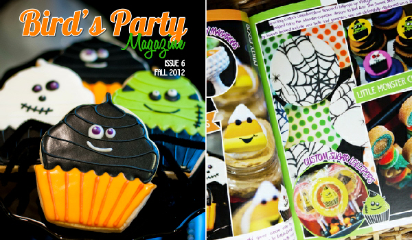 Bird's Party Ideas Magazine - BirdsParty.com