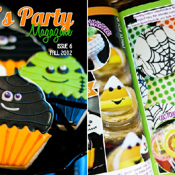 Bird's Party Magazine Issue 6 Incredible Stats!
