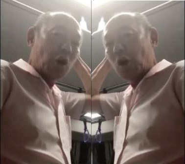Video: Elderly gay and horny man publicly solicits an American on train in Singapore (Graphic Language)