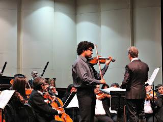 Festival de Música Clássica de Mendoza - José Fernandes Pereira Neto e Orquestra Filarmônica de Mendoza, Teatro Independencia