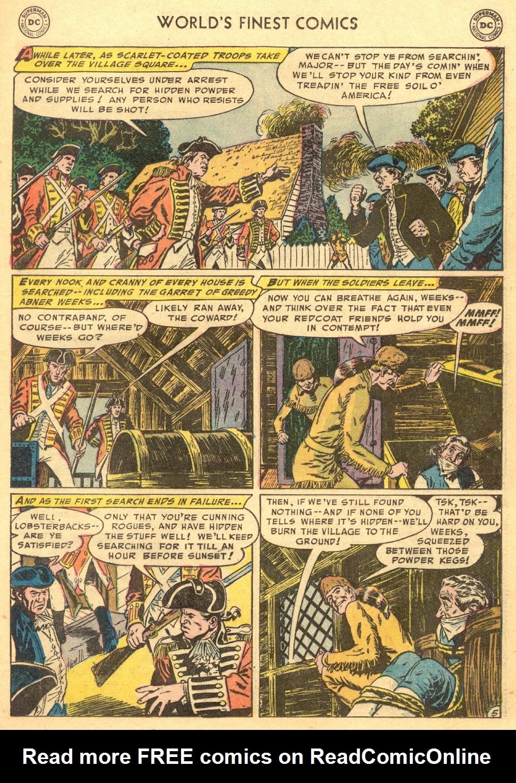 Read online World's Finest Comics comic -  Issue #70 - 41