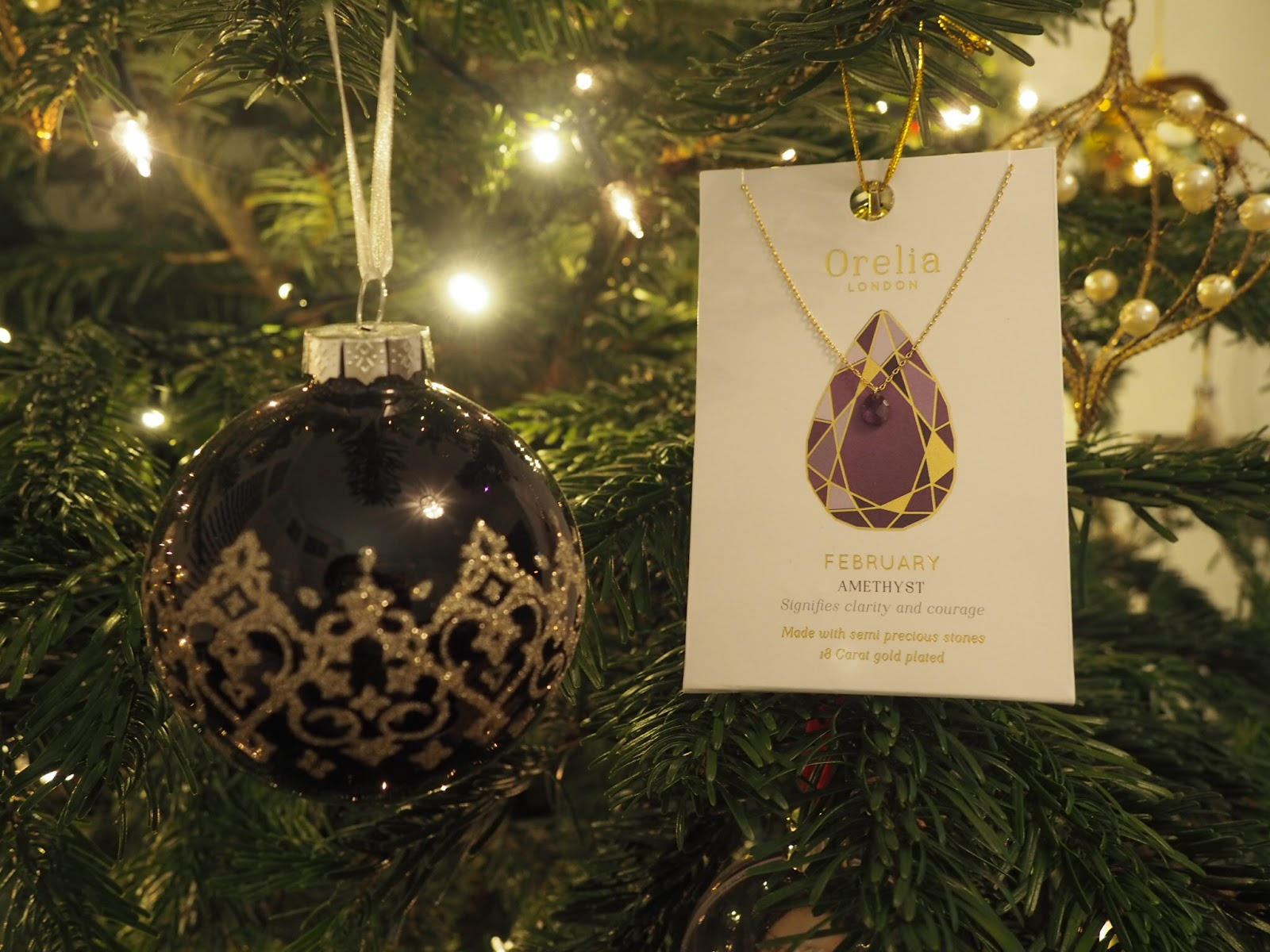 Lifestyle | Deck the halls with Birthstone Jewellery