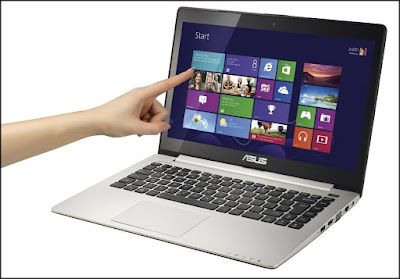 Windows Touch Screen Laptop