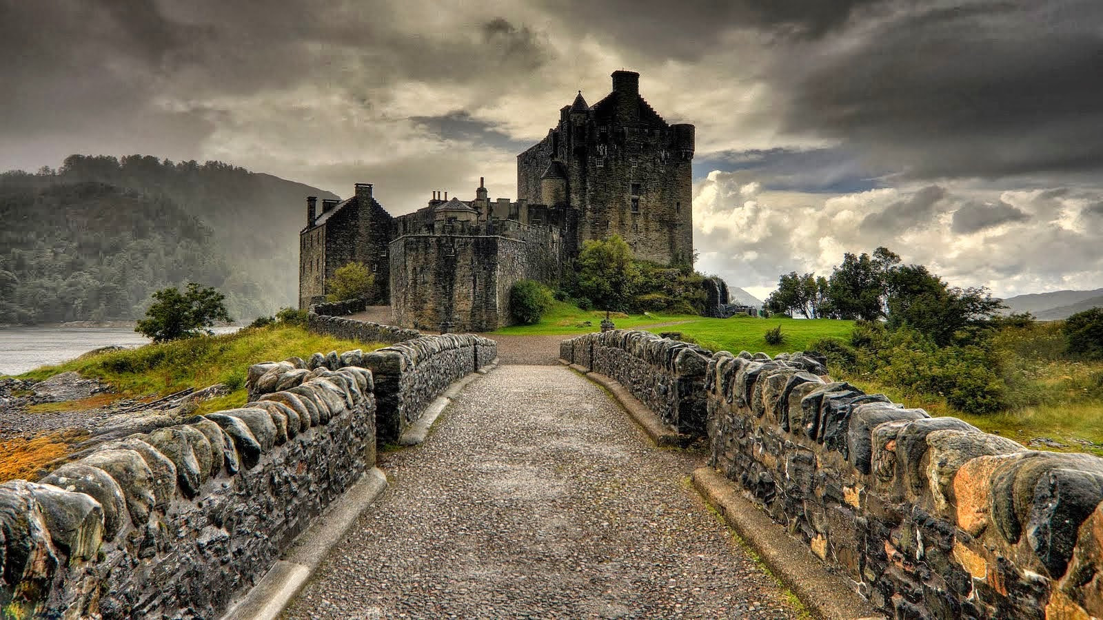 HD WALLPAPERS FREE DOWNLOAD: CASTLE HD Wallpapers Free Download