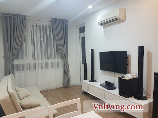 Saigon Pearl Apartment for rent 2 bedrooms fully furniture