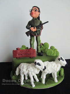 bolo caça ovelhas