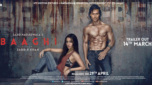 Baaghi 4th Day Box Office Collection | 2 March Business Collection