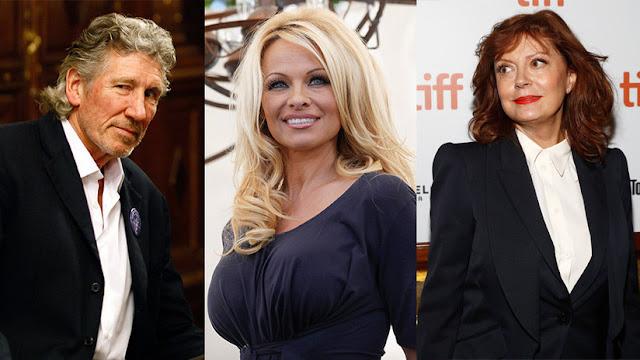 Roger Waters, Pamela Anderson y Susan Sarandon cuestionan el silencio sobre Duma tras un informe de la OPAQ
