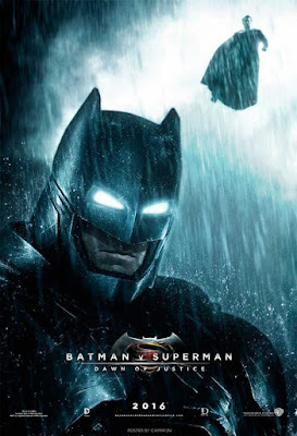 Cartel de Batman v Superman