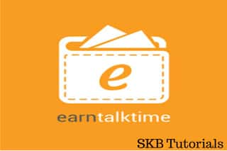 Earn Talktime earn money app