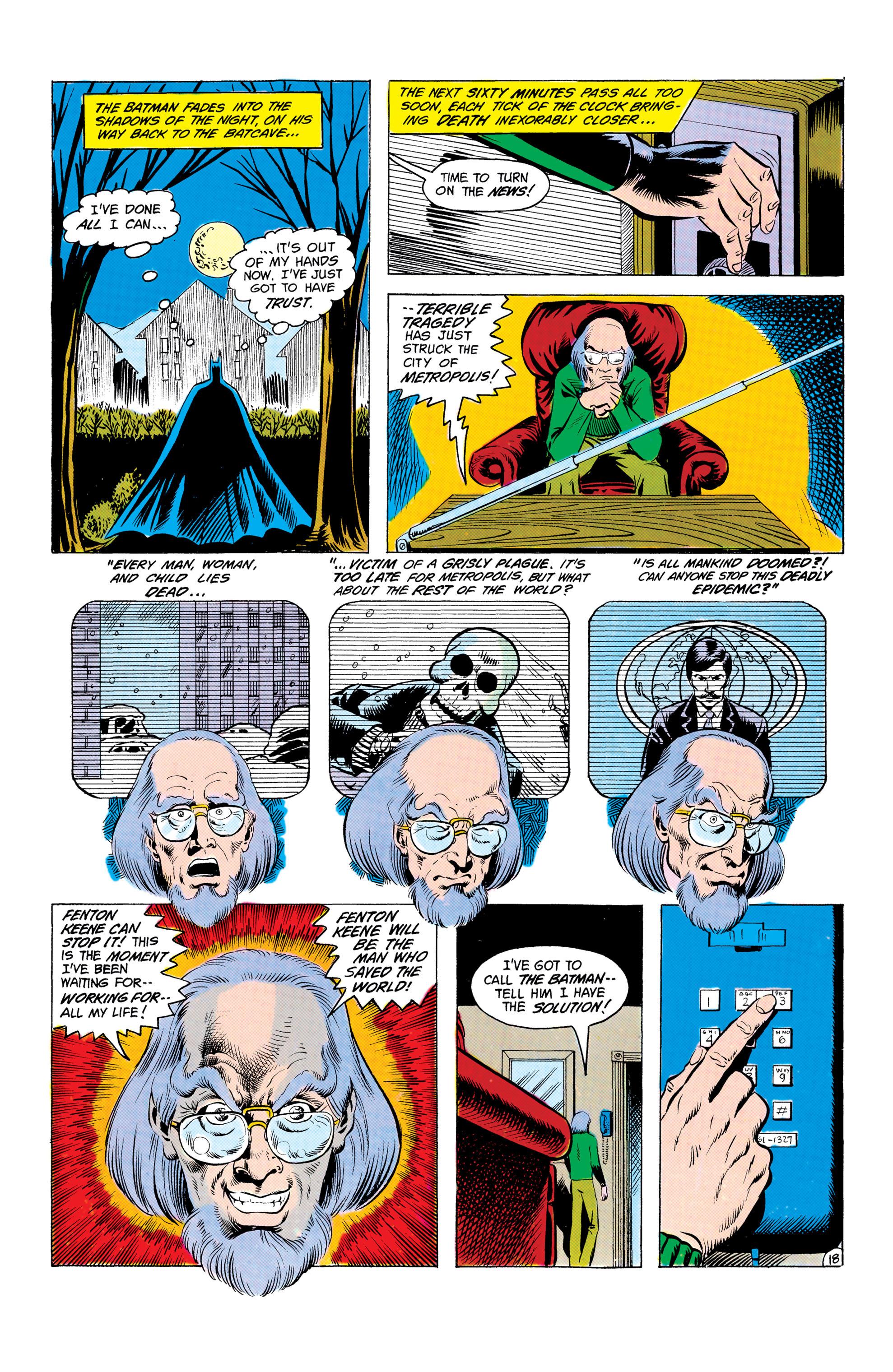 Read online World's Finest Comics comic -  Issue #303 - 19