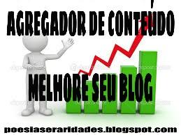 AGREGADOR DE CONTEÚDO: MELHORE SEU BLOG