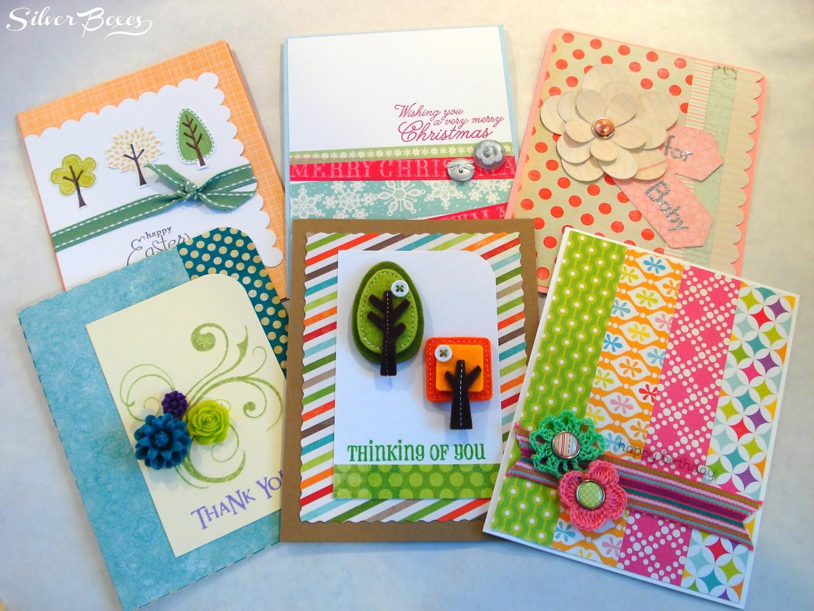New Home Handmade Card Ideas