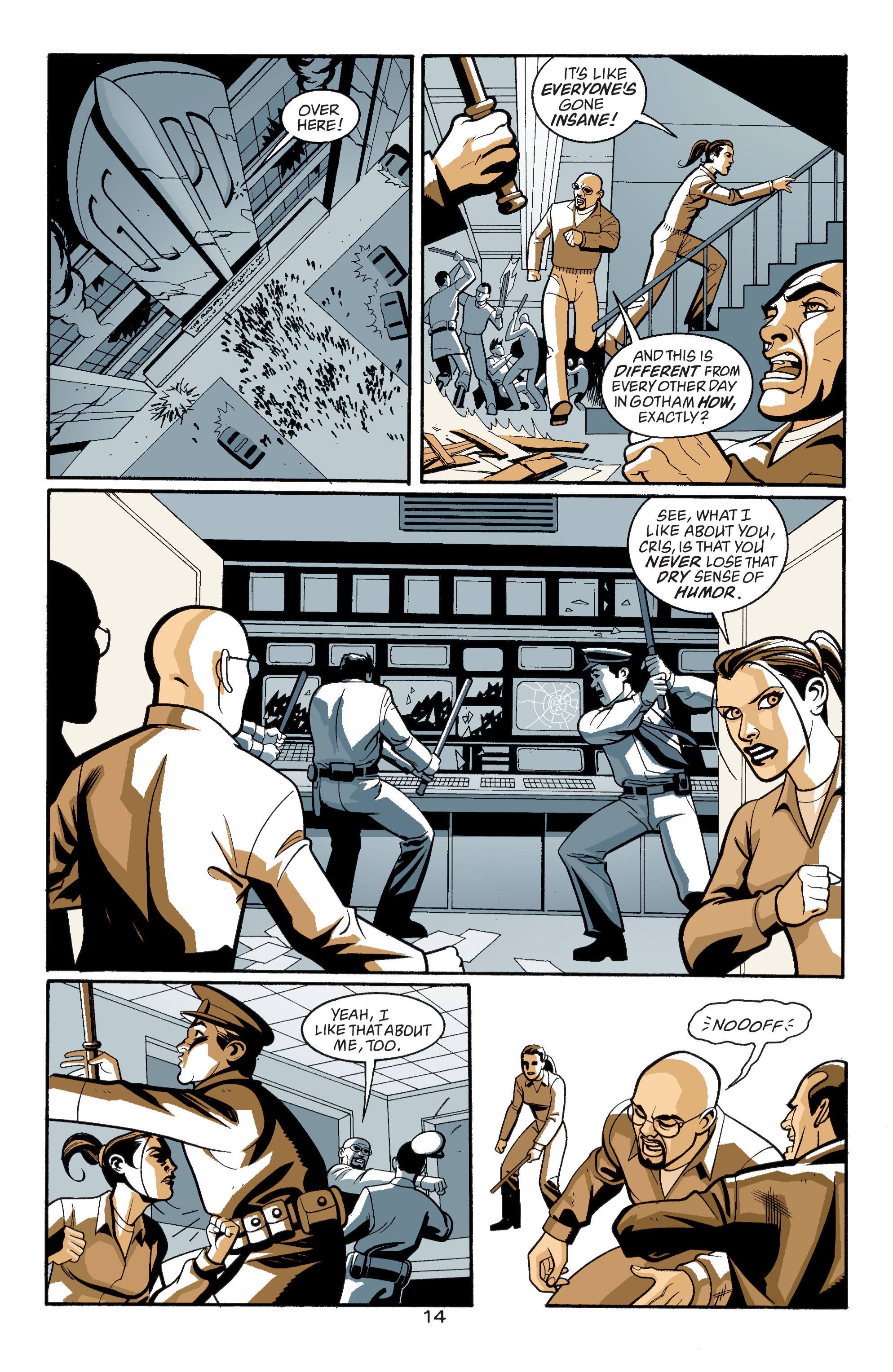 Detective Comics (1937) 760 Page 14