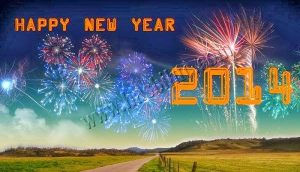 Kata Kata Tahun Baru Romantis 2014