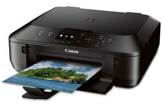 Canon PIXMA MG5520 Driver Download For Windows, Mac Os & Linux