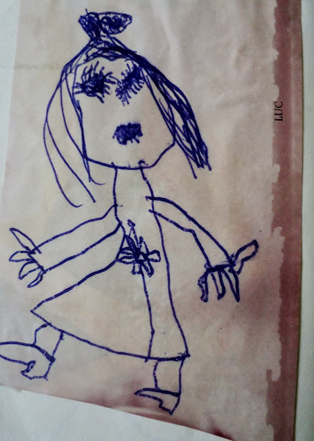 Desenho infantil,