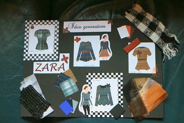 fashion design concepts and communication, t-shirt design, robert gordon university