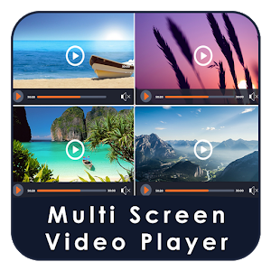 Multi Screen Video Player v1.0.1 APK [Premium]
