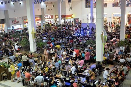 Partage Shopping Mossoró comemora 10 anos