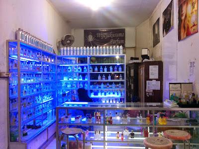 Agen parfum refill